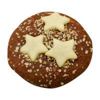 星のパン130円