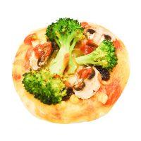森の彩りピザ200円