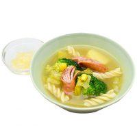 タコさんウインナーのカレースープ~ひみつのソース付き~