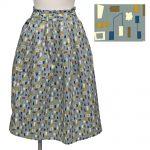 PP7470 レトロギャザースカート 4,900円