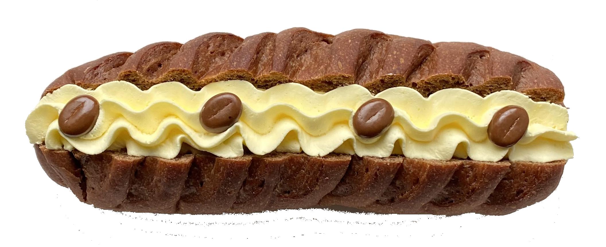 自家製コーヒークリームパン