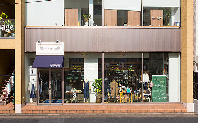 north object tokyo(ノースオブジェクトトウキョウ)