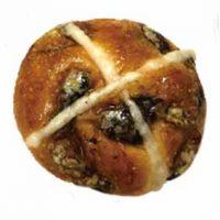■季節のパン■ホットクロスバンズ135円