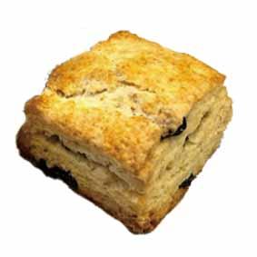 ■季節のパン■ブルーベリースコーン105円