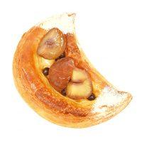 【テーマのパン】星と月のパン星のパンと2個セット230円
