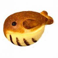 ■テーマのパン■くじらパン155円