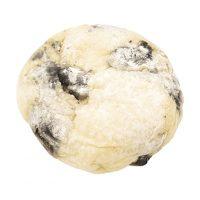 【季節のパン】玉露茶あんと黒豆の大福パン150円