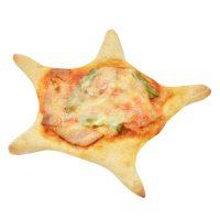 星のピザ130円