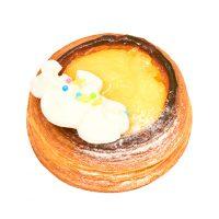 【季節のパン】サマーデニッシュ110円