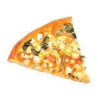 長芋のピザ160円