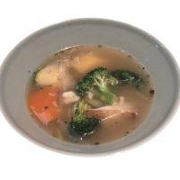 ■季節のスープ■ごろごろ野菜の菜園スープ
