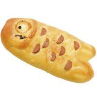 【季節のパン5/4までの限定商品】こいのぼり150円