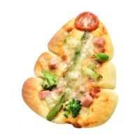 ツリーピザ180円