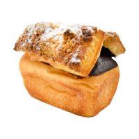 【テーマのパン】山小屋パン160円