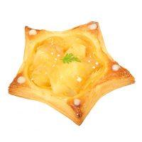【テーマのパン】星と月のパン月のパンと2個セット230円