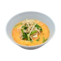■週替わり(例)■豆腐の坦々スープココナッツ風味