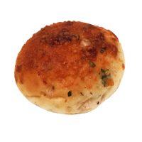 【サラダセットのパン】レモン風ローストチキンとパセリのパン125円