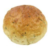 ■スープに合うパン■ごまとモロヘイヤのもっちりパン85円