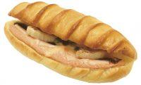 ■季節のパン■明太もちパニーニ165円