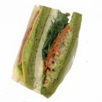 ■MORI NOTEのパン■グリーンサラダサンド255円