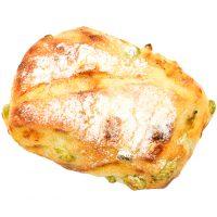 【季節のパン】枝豆のリュスティック150円