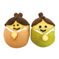 【季節のパン】ひなまつりパン185円