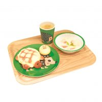 キッズセットお好きなパンの価格に+300円セット(スープ・ドリンク)