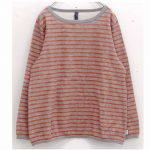 TF8096 配色パイピングTシャツ 2,900円