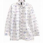 TD8221 FESTAプリントシャツ 3,900円