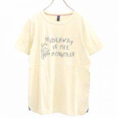 TF8408 山のヒミツ基地Tシャツ 2,400円