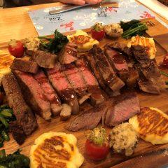 お肉料理ルオカラ