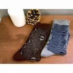 PV8790 ヒンメリ柄靴下 1,200円