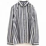 TD9049 スナップづかいギャザーシャツ 3,900円