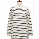 P99123 衿・袖口スカラッププルオーバー 3,900円