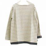T69494 ボートネックボーダーTシャツ 2,900円