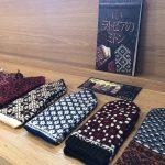 ラトビア ミトン編み物