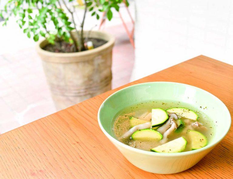ルオカラ晩夏初秋スープ