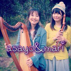 asayo&mariさん