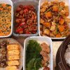栄養弁当作り