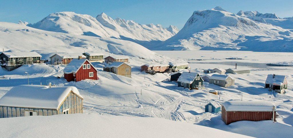 北の果ての小さな村で