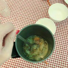 スープ調理