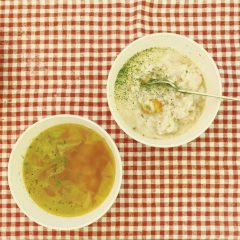 スープ・リゾット