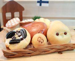 北欧のかわいいパン候補2