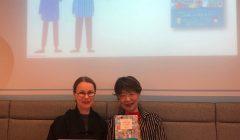 スサンナさん&迫村さん