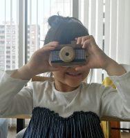 カメラのおもちゃ