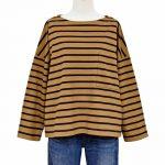SB0609 ポケット付きワイドTシャツ 4,300円