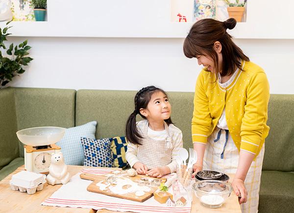 子育てママを応援するプロジェクト